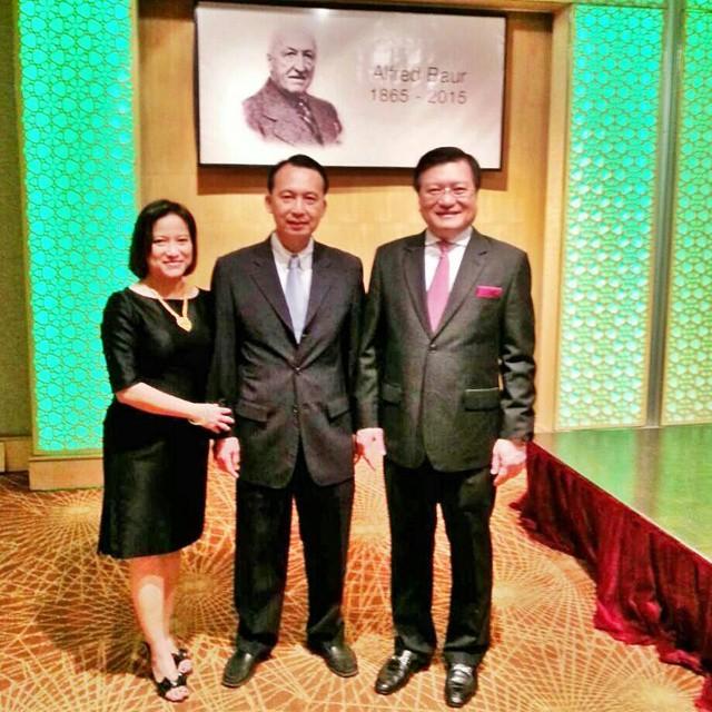เป็นเกียรติมากครับที่มีโอกาสพบและถ่ายภาพร่วมกับเอกอัครราชทูตไทยประจำประเทศศรีลังกาและภรรยา ##drdancando