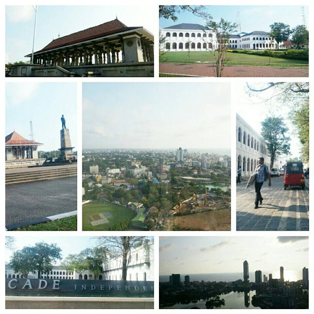ผมเก็บภาพมาฝากทุกท่านในระหว่างที่ผมอยู่ในเมืองโคลัมโบ ซึ่งเป็นเมืองที่ใหญ่ที่สุดของศรีลังกา เป็นเมืองหลวงและเมืองท่าสำคัญ ทำเลดีเยี่ยมเพราะอยู่กึ่งกลางเส้นทางเดินเรือผ่านมหาสมุทรอินเดีย ตัวเมืองตั้งอยู่บนฝั่งทะเลทางทิศตะวันตกเฉียงใต้ของเกาะครับ #Columbo #capital #biggest #SriLanka #drdancando