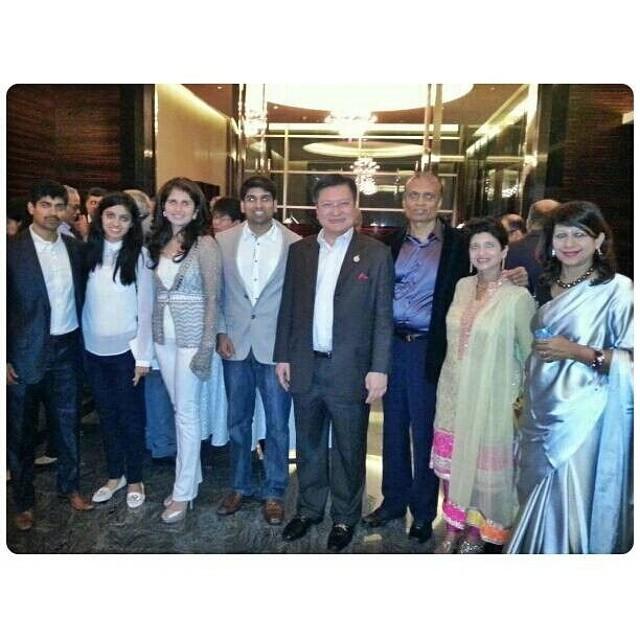 นี่คือ ครอบครัวของ Mr.Sanjay Ruikar ที่มีบริษัทรับเหมาก่อสร้างในปูเน่ (Pune) ประเทศอินเดีย เขารักการมาพักผ่อนที่เมืองไทย และมาแล้วถึง 23…