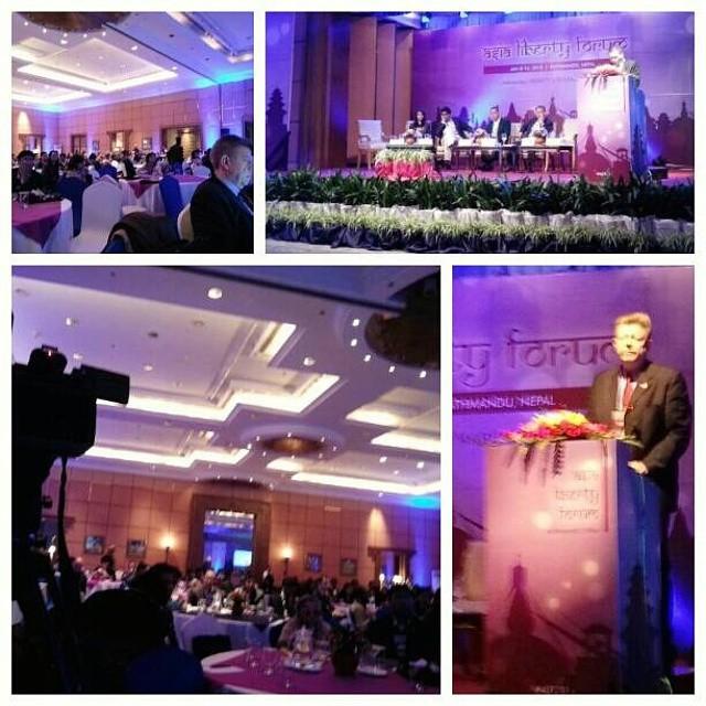 ผมเดินทางไปประเทศเนปาล เพื่อไปกล่าวปาฐกถาในการประชุม Asia Liberty Forum 2015: Advancing Liberty & Markets…